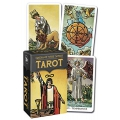 Mini Radiant Wise Spirit Tarot Lo Scarabeo by Arthur Edward Waite & Pamela Colman Smith