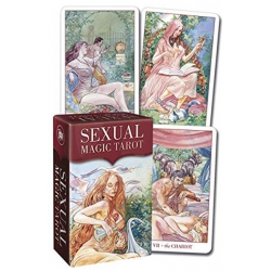 Mini Sexual Magic Tarot Lo Scarabeo