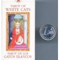 Mini Tarot de los Gatos Blancos - White Cats