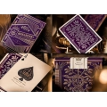 Monarchs Purple Theory11 US playing cards