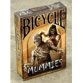 Mummies Bicycle playing cards