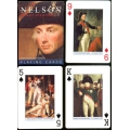 Vice-Almirante Nelson playing cards