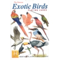 Pájaros Exóticos - Exotic Birds playing cards