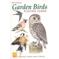 Pájaros de Jardín - Garden Birds playing cards