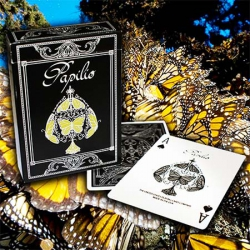 Papilio v2 Bicycle deck playing cards
