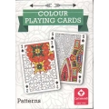 Patterns Colour playing cards
