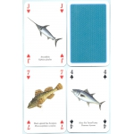 Peces - Fish playing cards