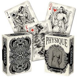 Physique Bicycle deck by Johnny Whaam
