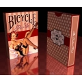 Pin-Up Bicycle playing cards