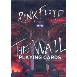 Baraja The Wall Pink Floyd playing cards