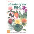 Plantas de la Biblia - Plants of the Bible playing cards