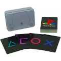 PlayStation Tin Box deck playing cards