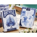 Porcelain Bicycle playing cards