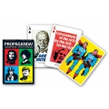 Propaganda! Campaign Posters - The art of Persuasion playing cards Piatnik