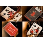 Provision deck playing cards Theory11 by True Hand Society