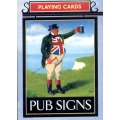 Pub Signs playing cards