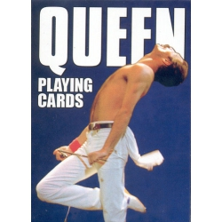 Baraja Queen playing cards
