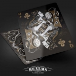 Realms Bicycle playing cards - Reinos