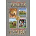 Recuerdo de Gales - Wales playing cards