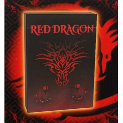 Red Dragon deck playing cards
