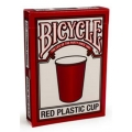 Red Plastic Cup Bicycle