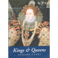 Reyes y Reinas - Queens & Kings playing cards