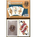 Dinastía Romanow playing cards