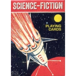 Science-Fiction Ciencia-Ficción