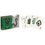 Slytherin Harry Potter playing Cards - Baraja Poker Serie Casas