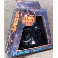 Star Wars The Story of Darth Vader playing cards