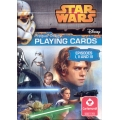 Star Wars Prequel Trilogy Episodes I, II and III playing cards
