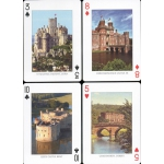 Casas Señoriales - Stately Homes playing cards