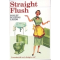 Straight Flush Toilet playing cards