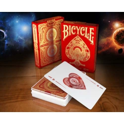 Syzygy Bicycle Gold Edition deck - Limited Edition