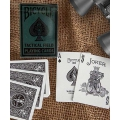 Tactical Field Jungle Bicycle playing cards - Campo Táctico