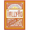 Tally-Ho Autumn Circle 2020 deck playing cards Cardistry