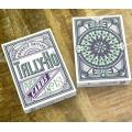 Tally-Ho Emerald Edition White nº.13 deck playing cards - Limited Edition
