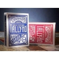 Tally-Ho Original Circle back No.9 playing cards USPCC Blue Red back