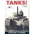 Tanques - Tanks playing cards