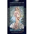 Tarot Dorado de Botticelli Lo Scarabeo