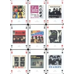 Official The Beatles playing cards