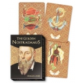 The Golden Nostradamus Oracle Cards Lo Scarabeo