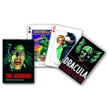 The Horror! Horror Movie playing cards Piatnik