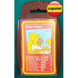 The Simpsons Top Trumps