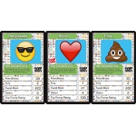 Top 30 Emotis Top Trumps - Emoticonos