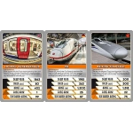 Trains - Trenes Top Trumps