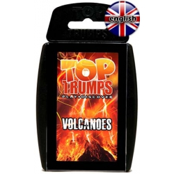 Volcanoes - Volcanes Top Trumps
