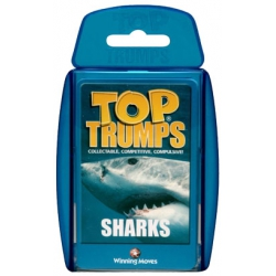 Sharks Top Trumps