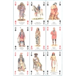 Tribus Nativas Americanas - Native American Tribes playing cards