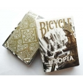 Utopia Bicycle playing cards